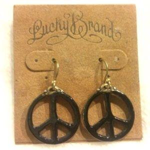 NWT Lucky Brand Pierced Earrings